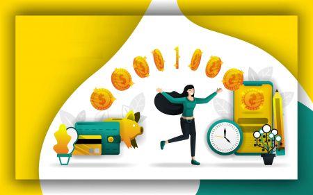 Como sacar e fazer um depósito em dinheiro no Olymp Trade